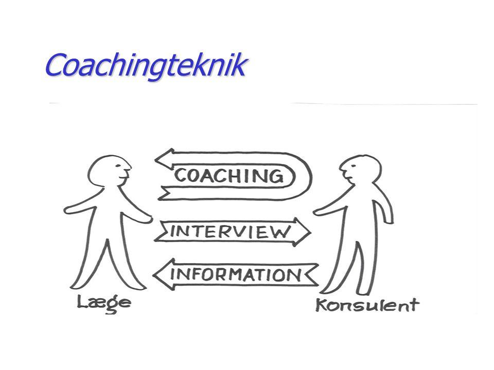 Coachingteknik