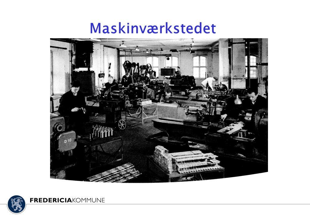 19. november 2014 Maskinværkstedet