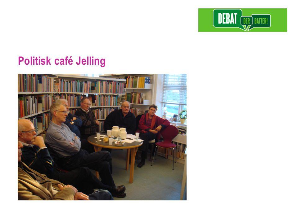 Politisk café Jelling