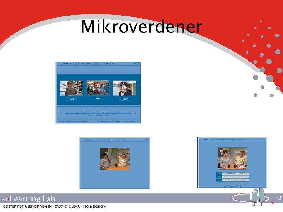 13 Mikroverdener