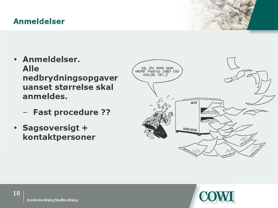 18 Kontrolordning Nedbrydning Anmeldelser  Anmeldelser.