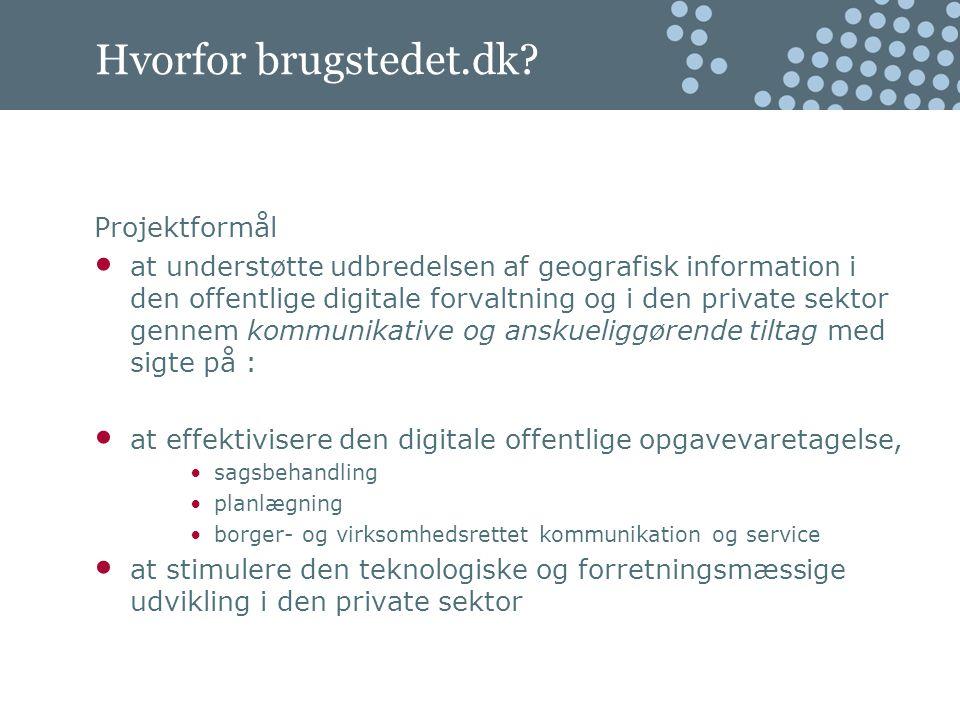 Hvorfor brugstedet.dk.