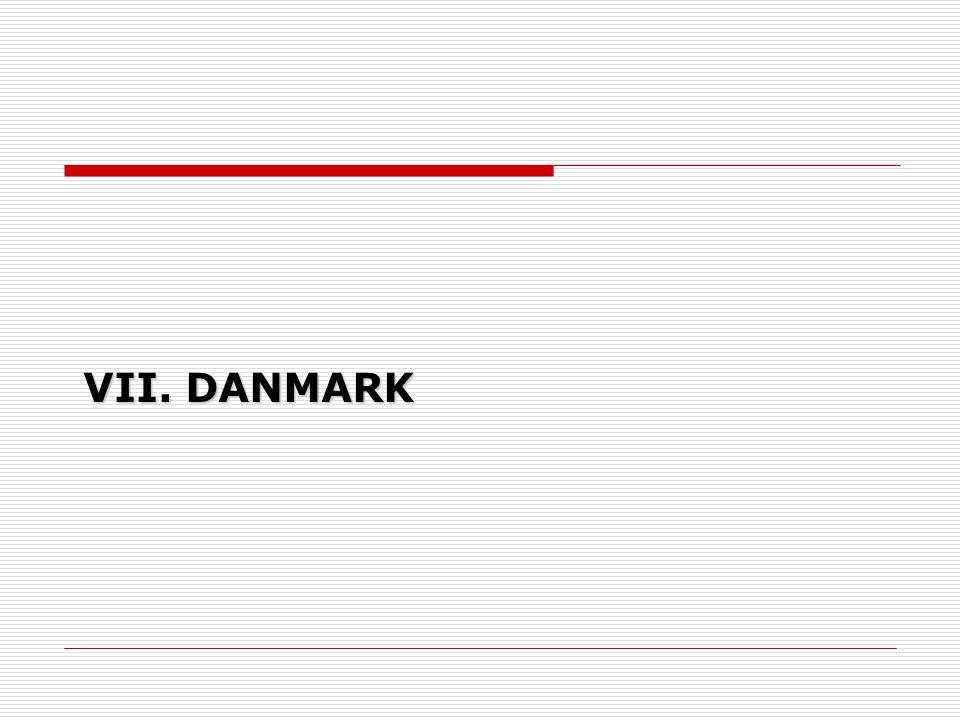 VII. DANMARK VII. DANMARK