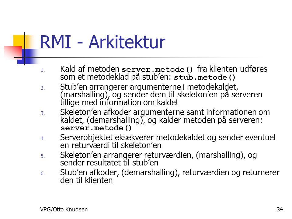VPG/Otto Knudsen34 RMI - Arkitektur 1.