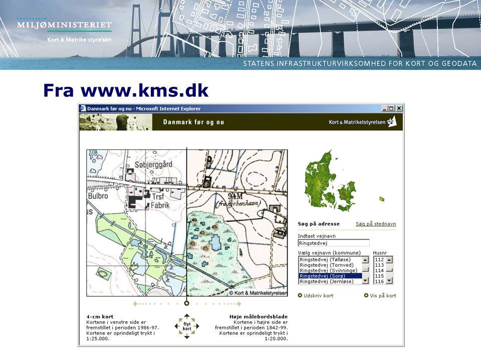 Fra www.kms.dk