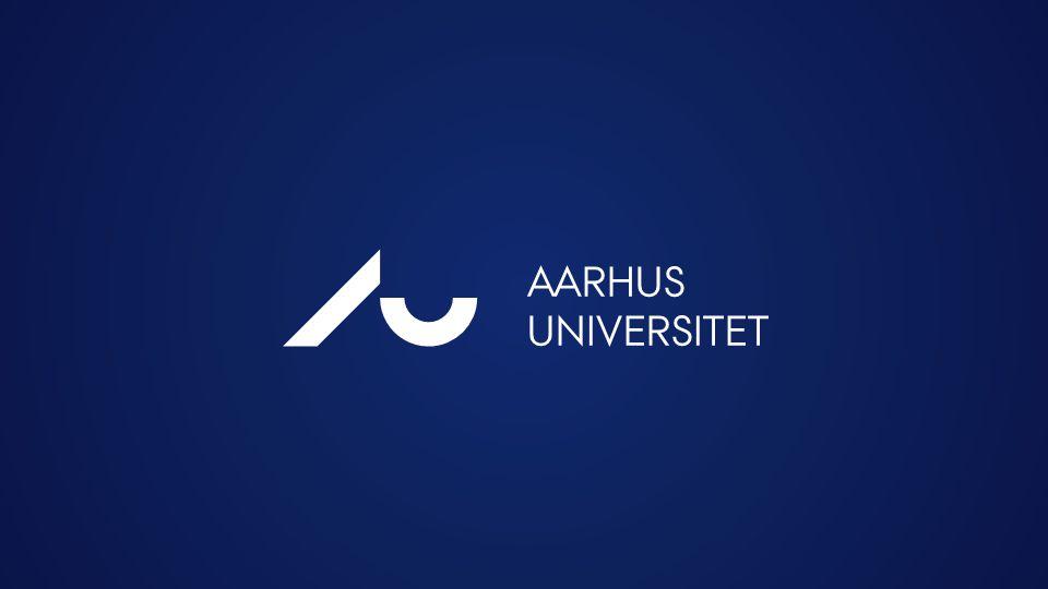 AARHUS UNIVERSITET AU 18