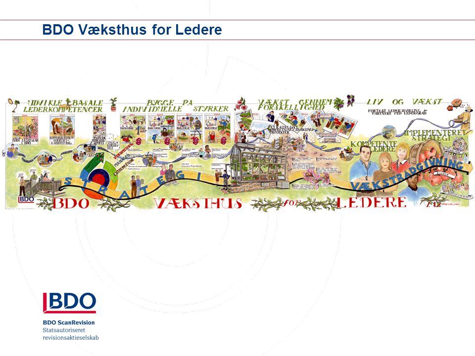 BDO Væksthus for Ledere