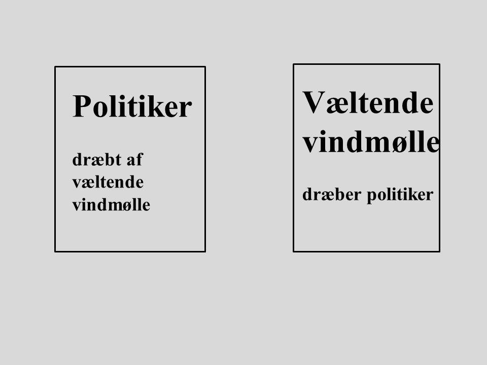 Politiker dræbt af væltende vindmølle Væltende vindmølle dræber politiker