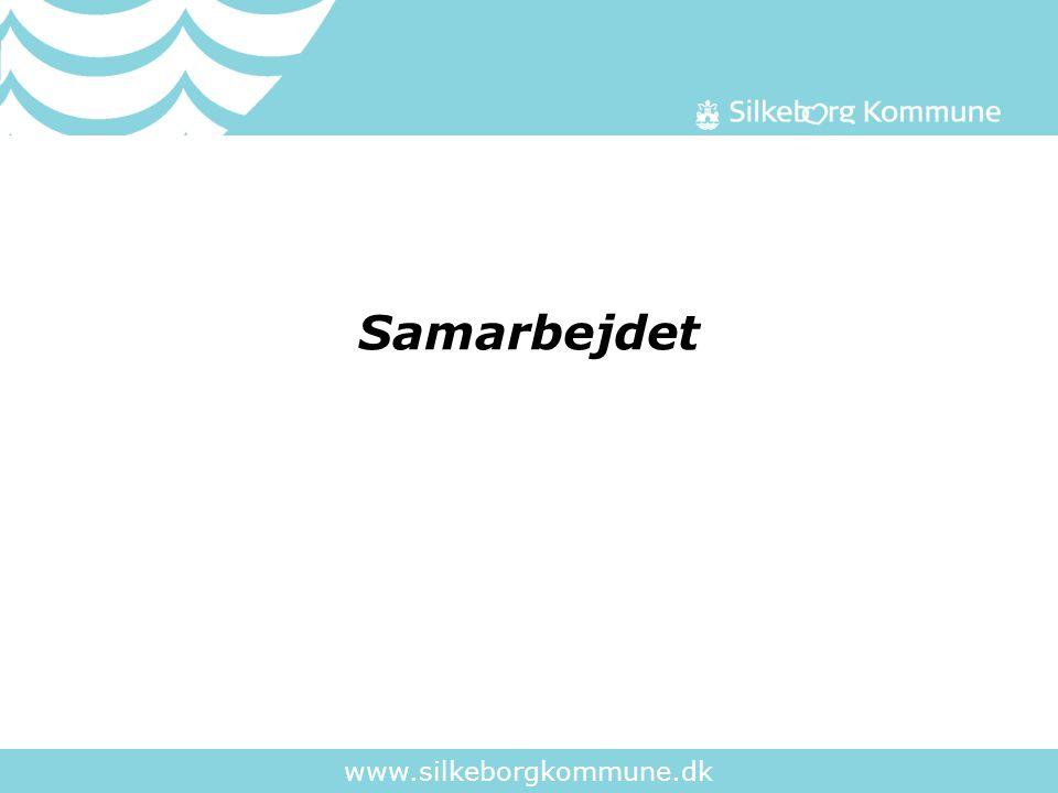 www.silkeborgkommune.dk Samarbejdet