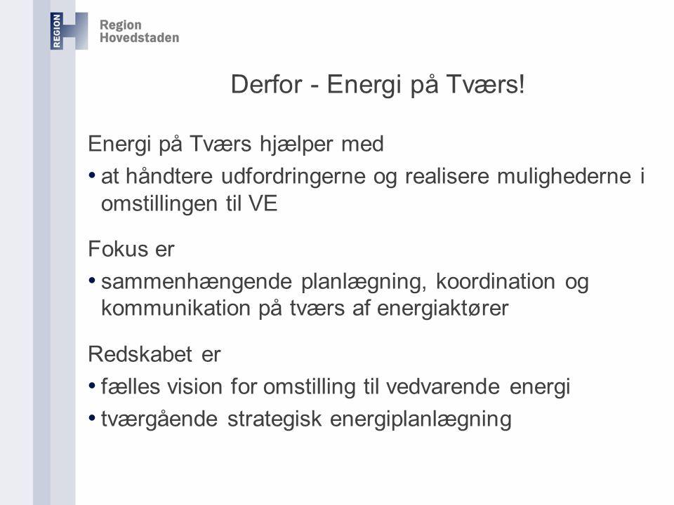 Derfor - Energi på Tværs.