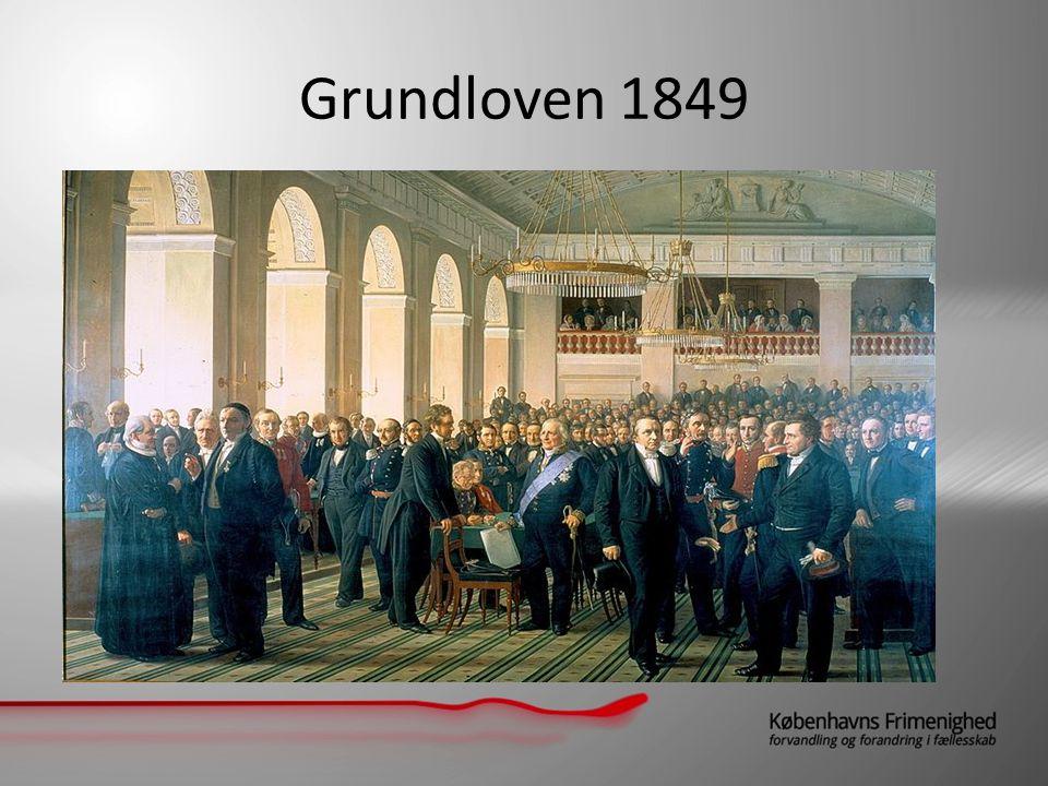Grundloven 1849