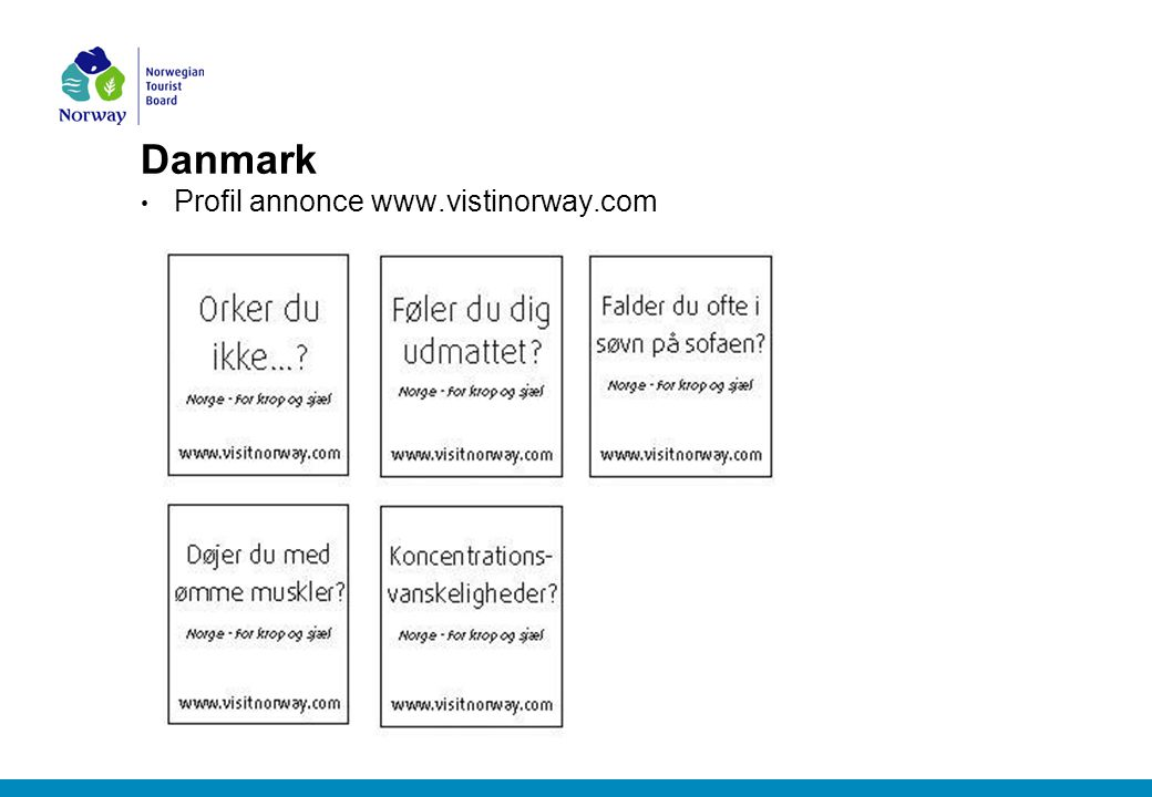 Danmark Profil annonce www.vistinorway.com