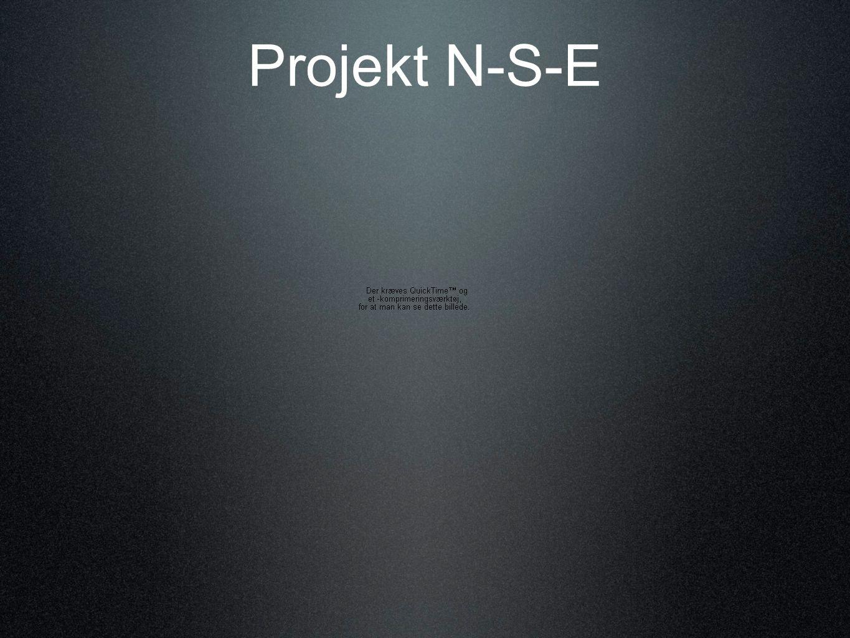 Projekt N-S-E