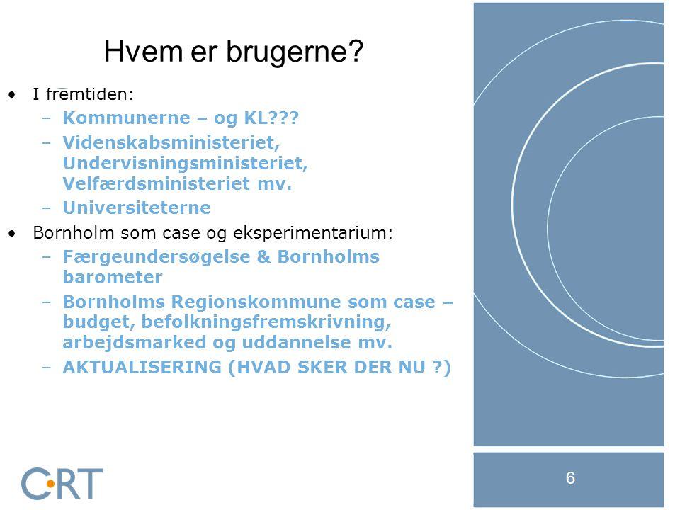 21-11-2014 6 I fremtiden: –Kommunerne – og KL .