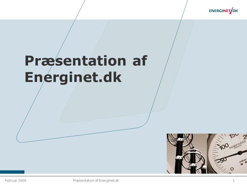 Februar 20081Præsentation af Energinet.dk
