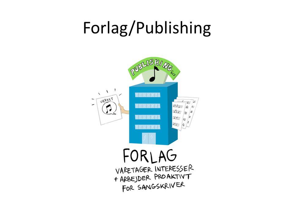 Forlag/Publishing