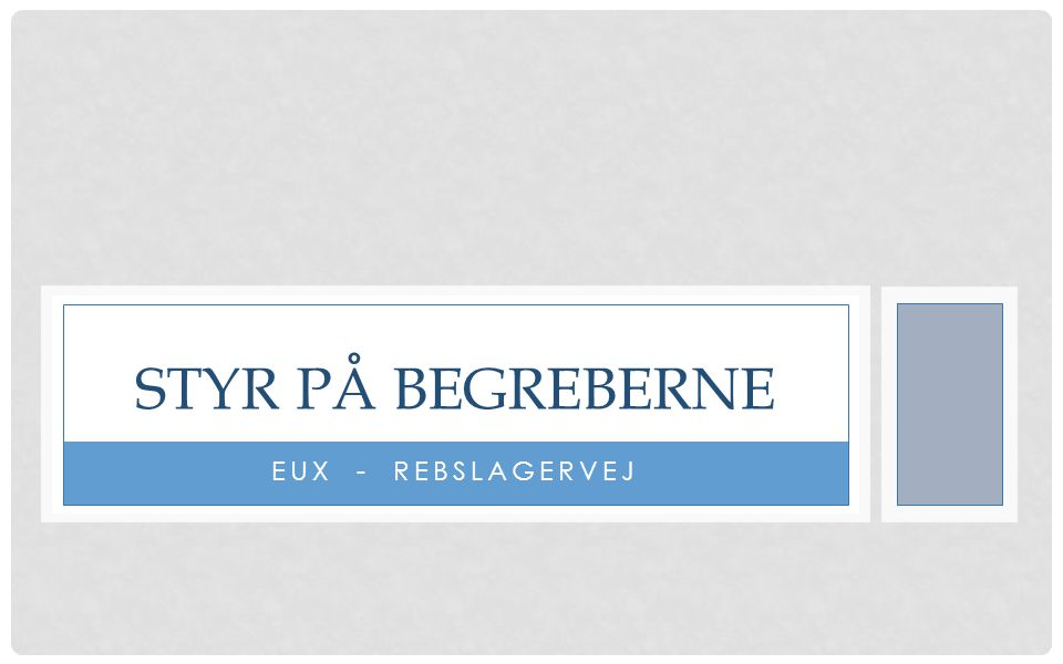 DAGENS UDTRYK Hensigt Flertydighed Tomme pladser Spor i teksten Layout Genrer