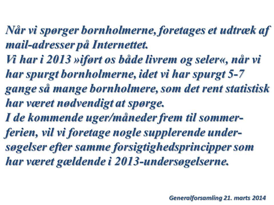 Generalforsamling 21.