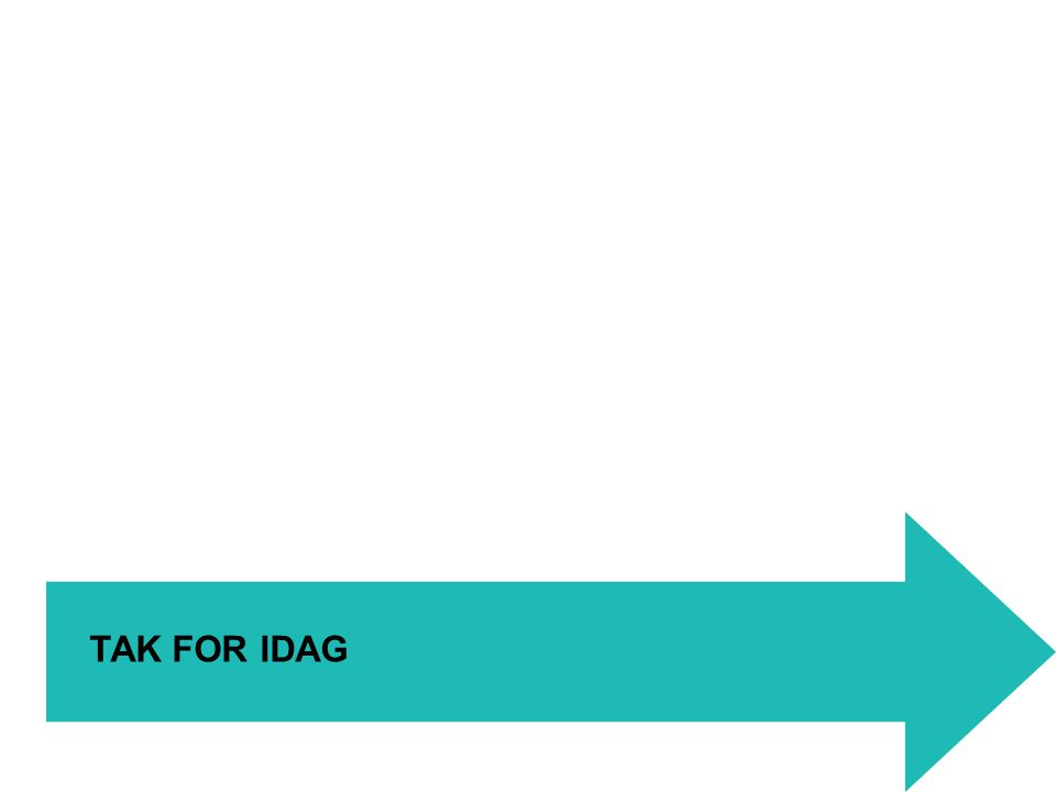 firstmove TAK FOR IDAG