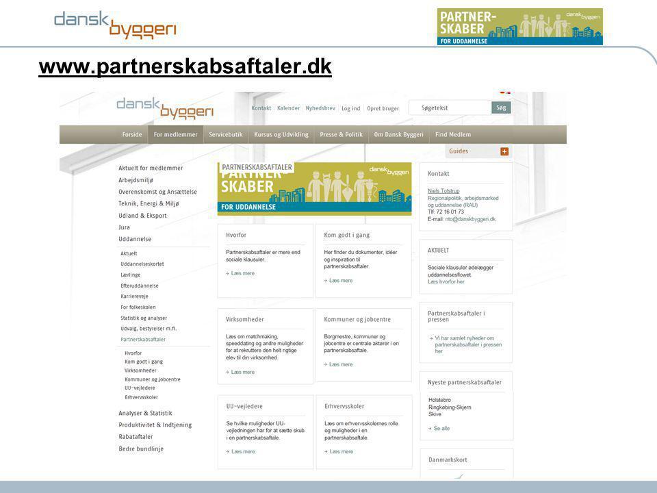 www.partnerskabsaftaler.dk