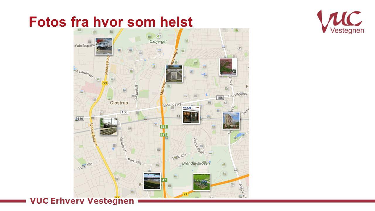 VUC Erhverv Vestegnen Fotos fra hvor som helst