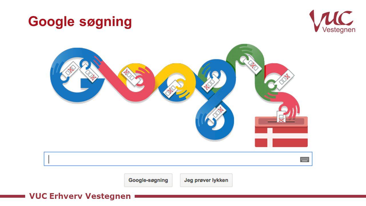 VUC Erhverv Vestegnen Google søgning