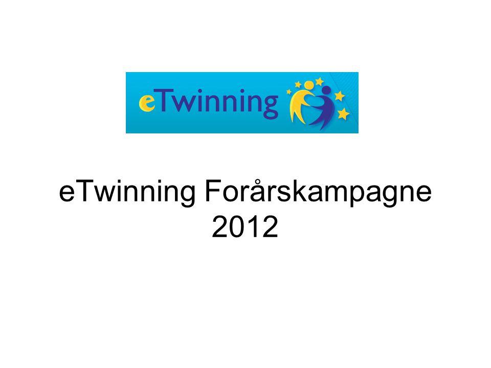 eTwinning Forårskampagne 2012
