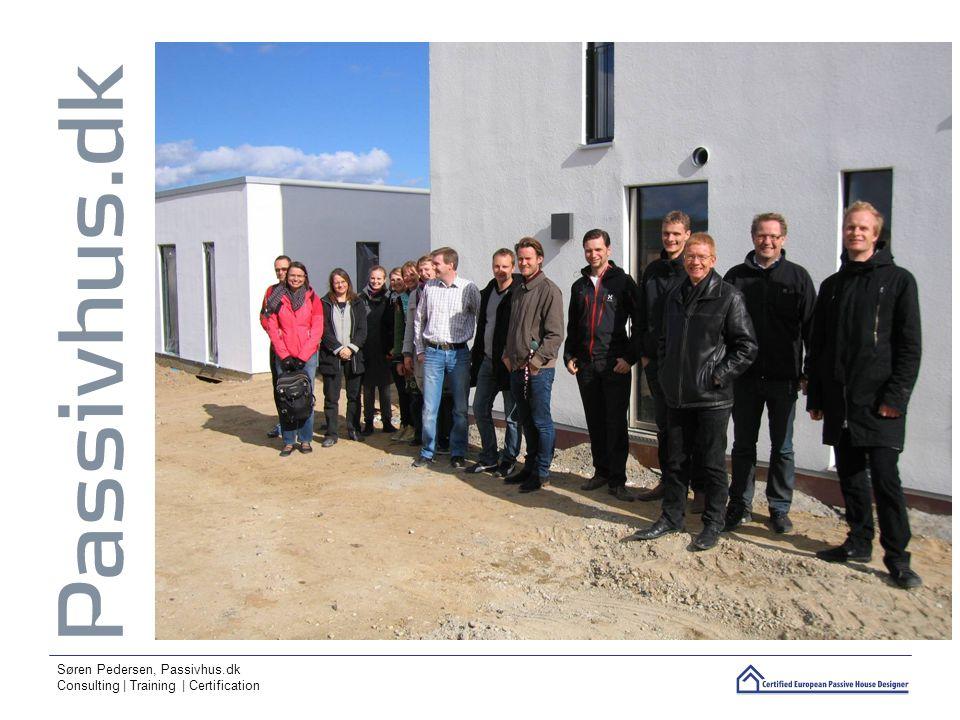 Søren Pedersen, Passivhus.dk Consulting | Training | Certification
