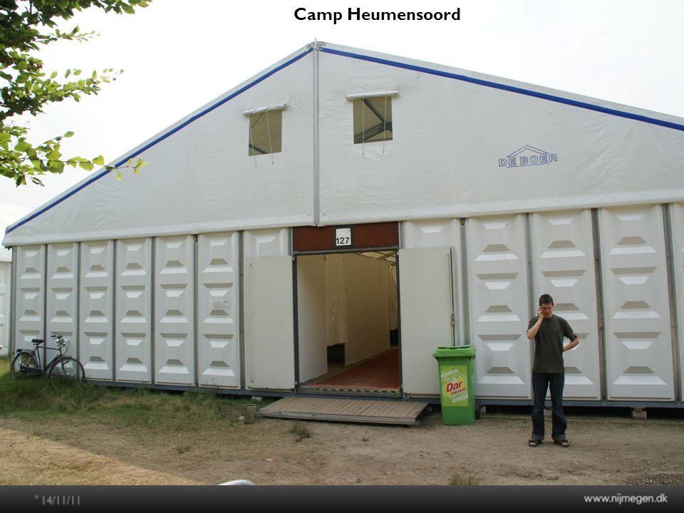 Nijmegenmarchen 2012 * Camp Heumensoord