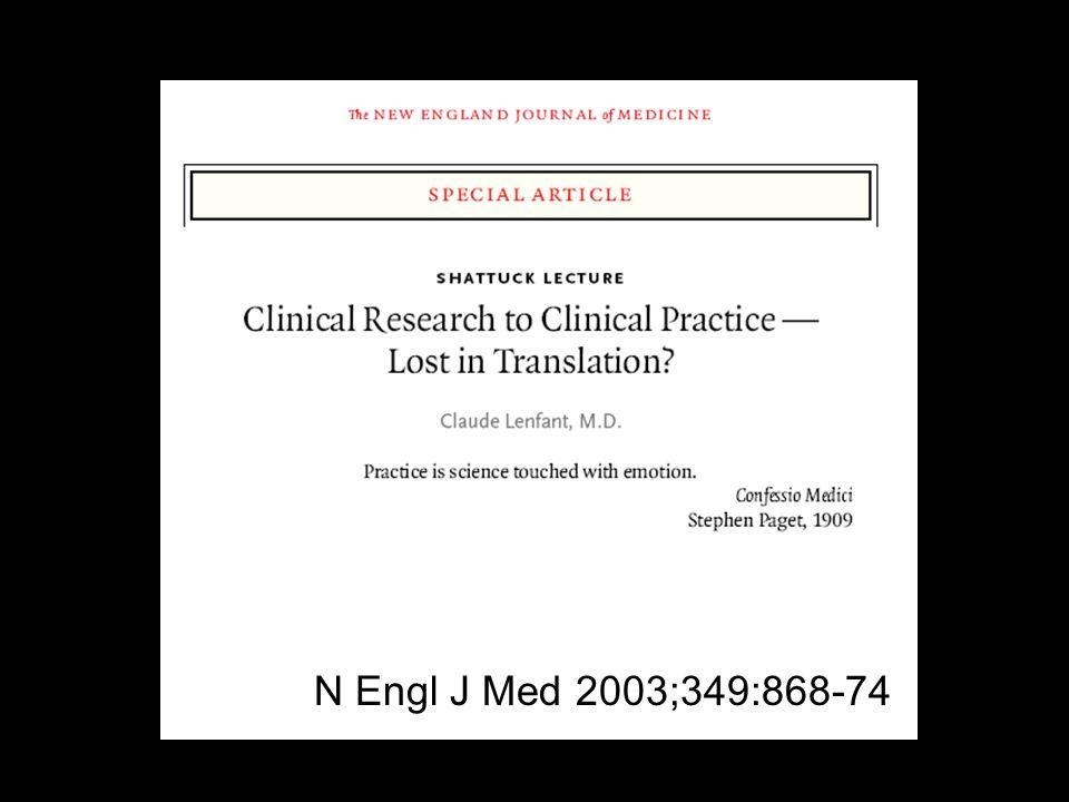 N Engl J Med 2003;349:868-74