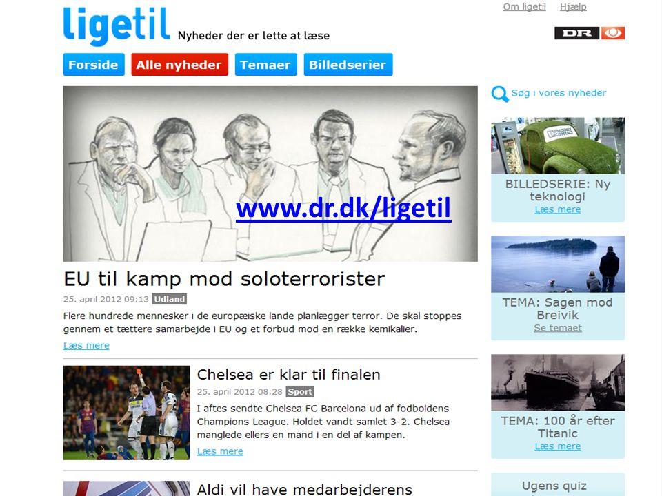 www.dr.dk/ligetil