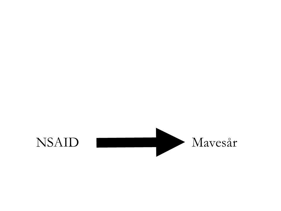 NSAIDMavesår