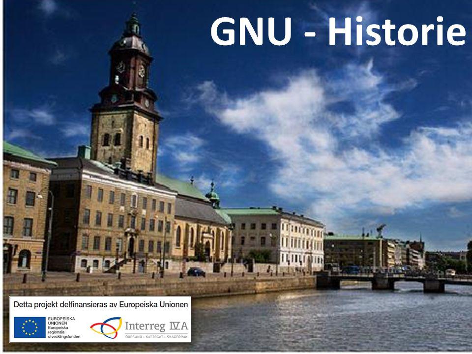 GNU - Historie