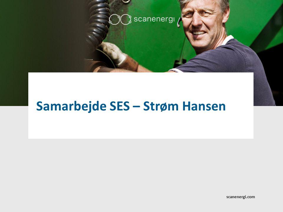 Samarbejde SES – Strøm Hansen scanenergi.com