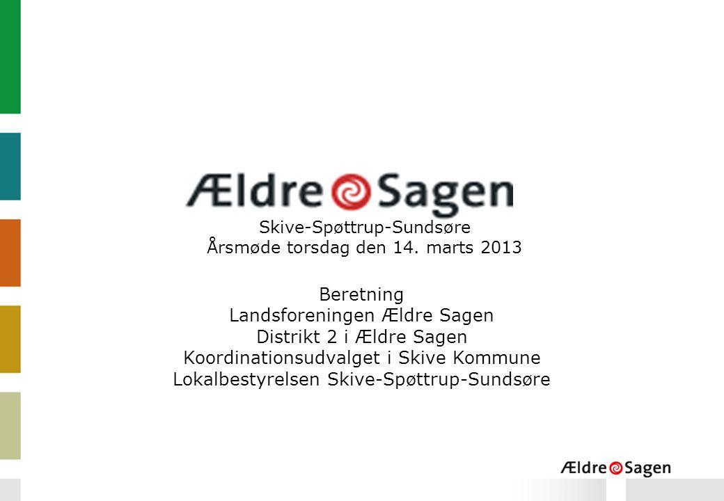 Skive-Spøttrup-Sundsøre Årsmøde torsdag den 14.