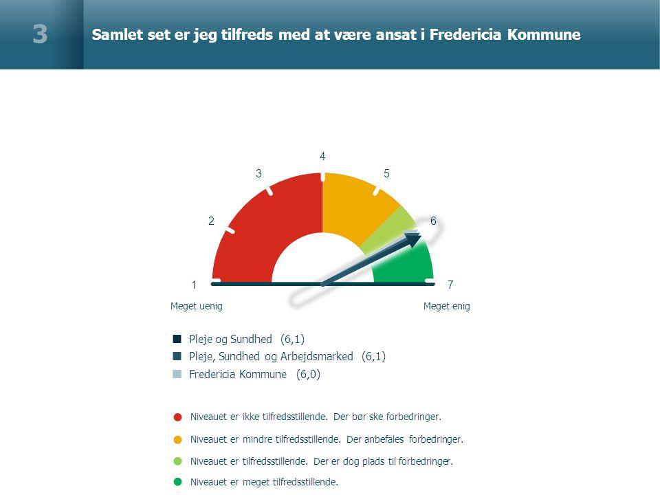 Samlet set er jeg tilfreds med at være ansat i Fredericia Kommune 3