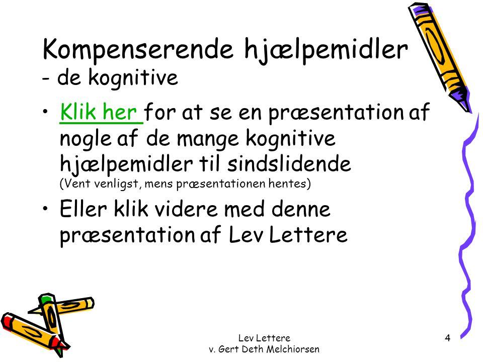 Lev Lettere v.