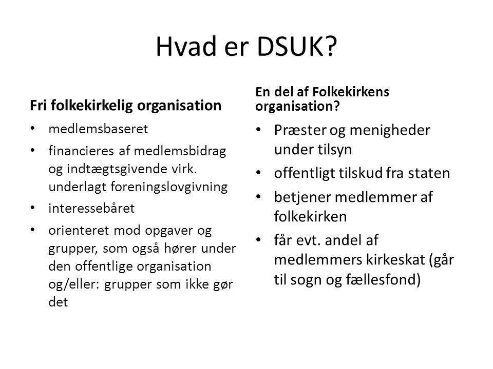 Hvad er DSUK.
