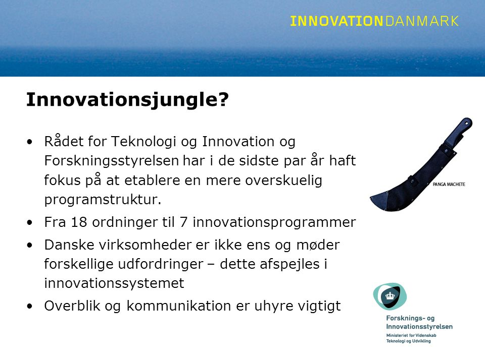 Innovationsjungle.