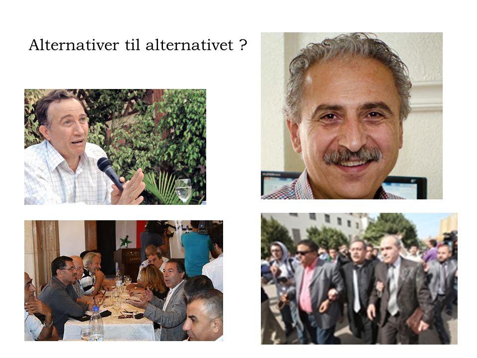 Alternativer til alternativet
