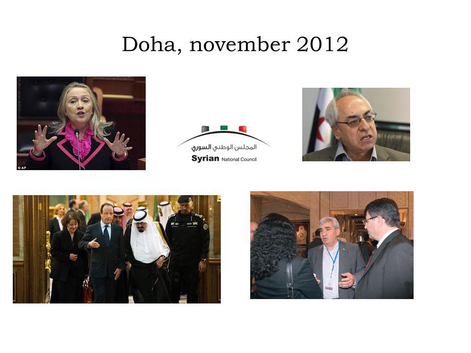 Doha, november 2012
