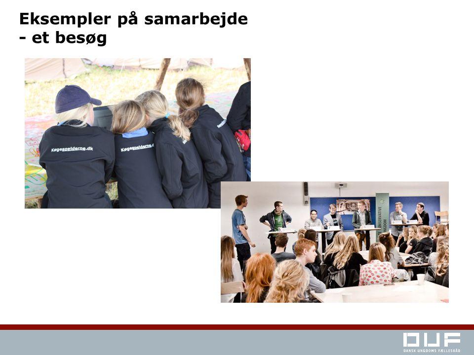 Eksempler på samarbejde - et besøg