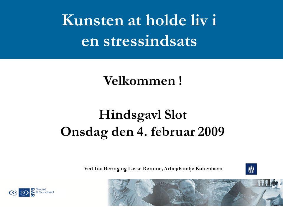 Klik for at redigere titeltypografi i masteren 1 Velkommen .