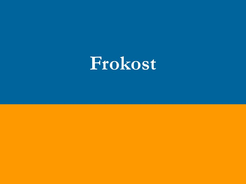 Klik for at redigere titeltypografi i masteren 13 Frokost
