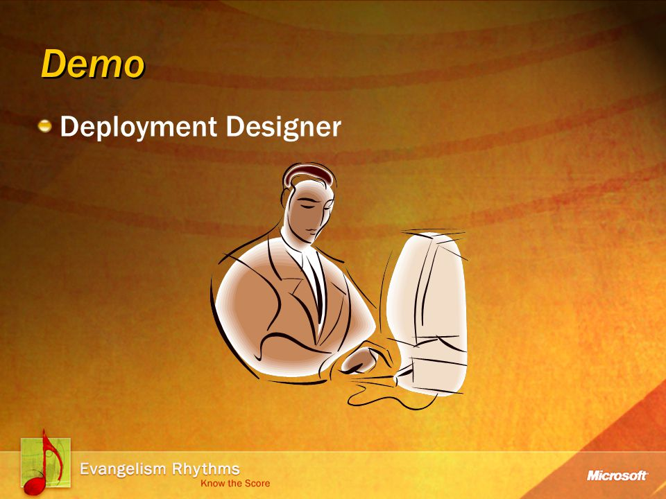 Demo Deployment Designer