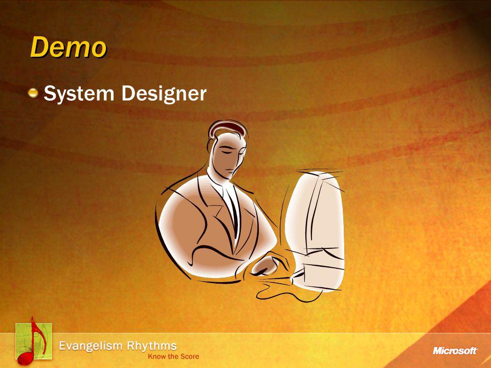 Demo System Designer