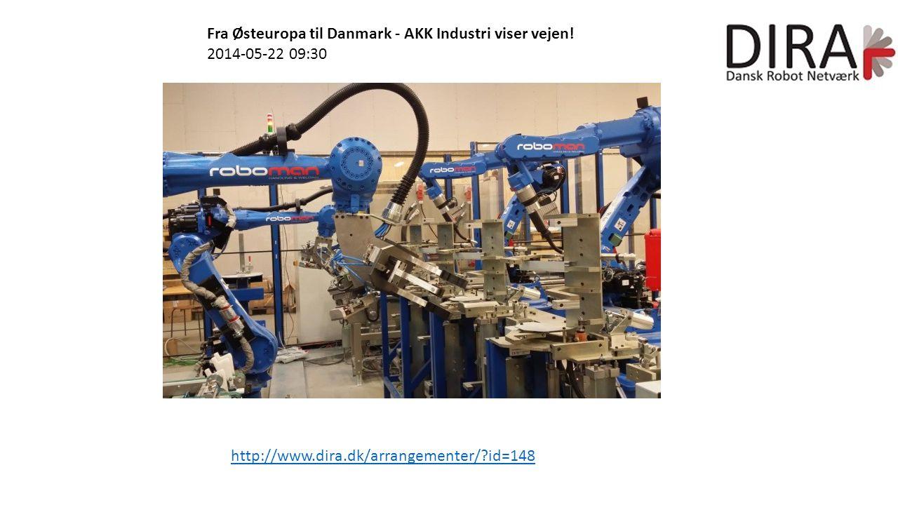 Fra Østeuropa til Danmark - AKK Industri viser vejen.
