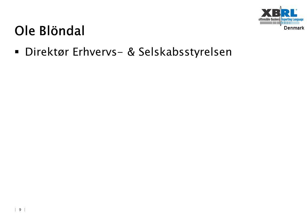 Denmark   9   Ole Blöndal  Direktør Erhvervs- & Selskabsstyrelsen