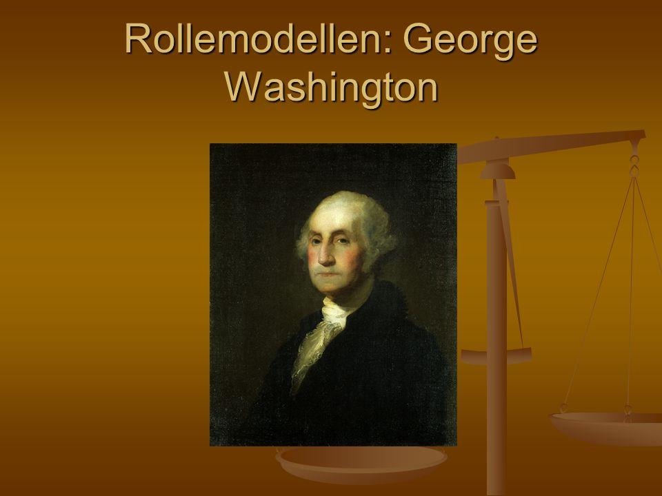 Rollemodellen: George Washington