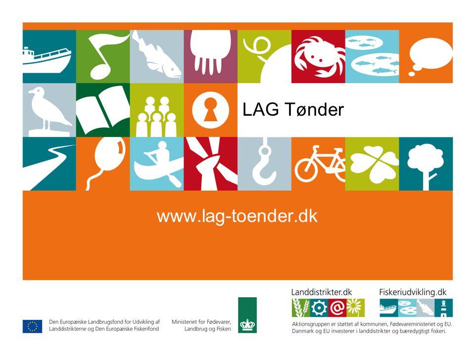 LAG Tønder www.lag-toender.dk